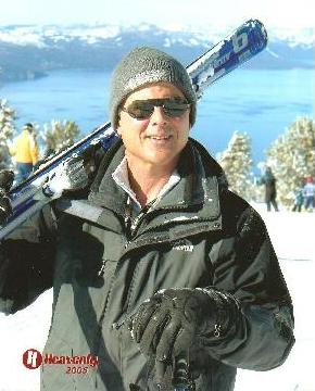 Robert Winkler Burke at Heavenly Ski Resort