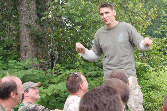 Max Franz, Senior Systema Instructor, Summer Camp 2008, Canada